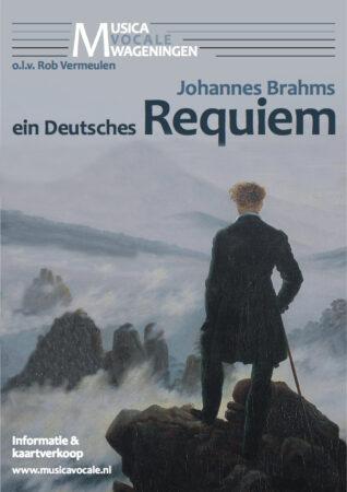 Musica Vocale zingt Requiem Brahms