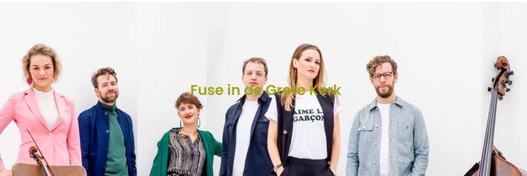 Popupop met Fuse | Twee shows