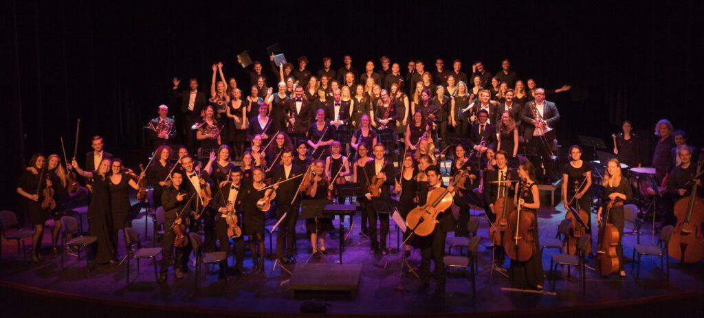 Wageningse Studenten Koor en Orkest Vereniging (WSKOV) | Concert