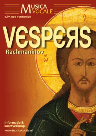 Musica Vocale zingt Vespers van Rachmaninov