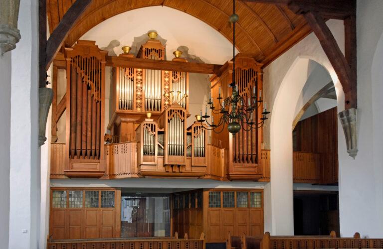 Grote schoonmaak Flentrop-orgel zit erop!